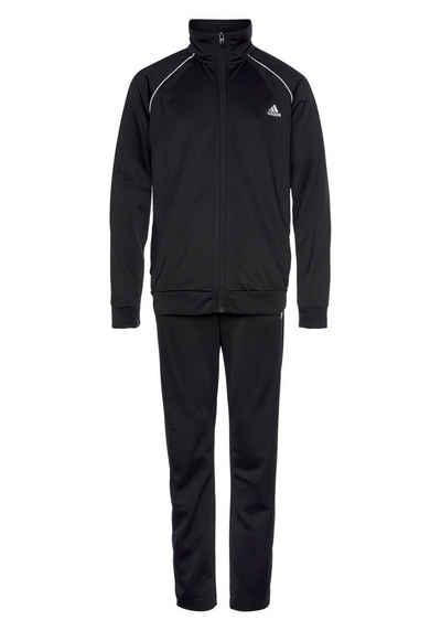 adidas Performance Trainingsanzug »BOYS BADGE OF SPORT TRACKSIUT« (Set, 2-tlg)