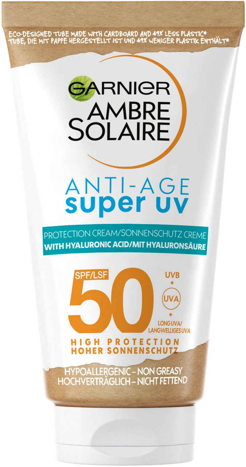 GARNIER Sonnenschutzcreme »Super UV Anti-Age«