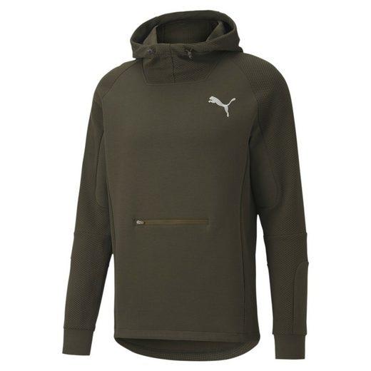 PUMA Sweater »Evostripe Herren Hoodie«