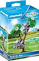 Playmobil® Konstruktions-Spielset »Koalas mit Baby (70352) und Pandas mit Baby (70353), Family Fun«, (Set), Made in Europe, Bild 2