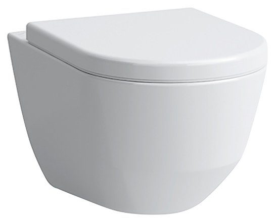 LAUFEN Wand-WC »Laufen Pro«, spülrandlos