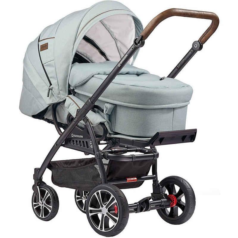 Gesslein Kombi-Kinderwagen »Kombi Kinderwagen F4 Air+ inkl. C-Lift-Tasche,«
