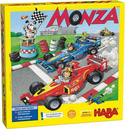 Haba Spiel, Würfelspiel »Monza«, Made in Germany