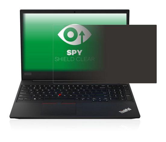 upscreen Schutzfolie »für Lenovo ThinkPad E590«, Folie Schutzfolie Sichtschutz klar anti-spy