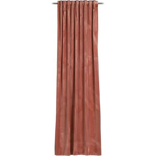 """Vorhang »Samt Vorhang mit Schlaufen """"Magnum"""" 135x245 cm«, Gözze"""