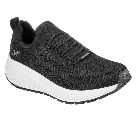 Skechers »BOBS SPARROW 2.0 - ALLEGIANCE CREW« Slip-On Sneaker mit sockenähnlichem Einschlupf