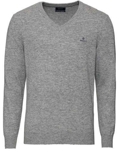 Gant Strickpullover »V-Pullover«