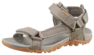 camel active »Treka« Sandale mit Klettverschluss