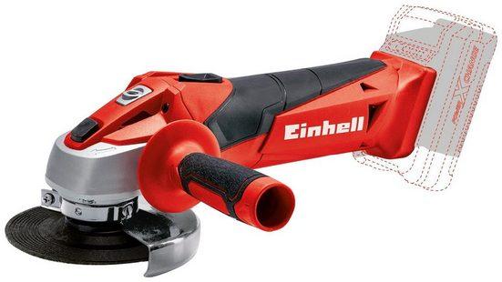 Einhell Akku-Winkelschleifer »TC-AG 18/115 Li-Solo«, max. 8500 U/min, Power X-Change, 115 mm, ohne Akku und Ladegerät