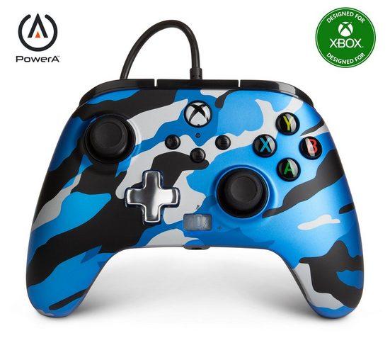 PowerA »XBX Wired Controller Metallic Camo« Xbox-Controller