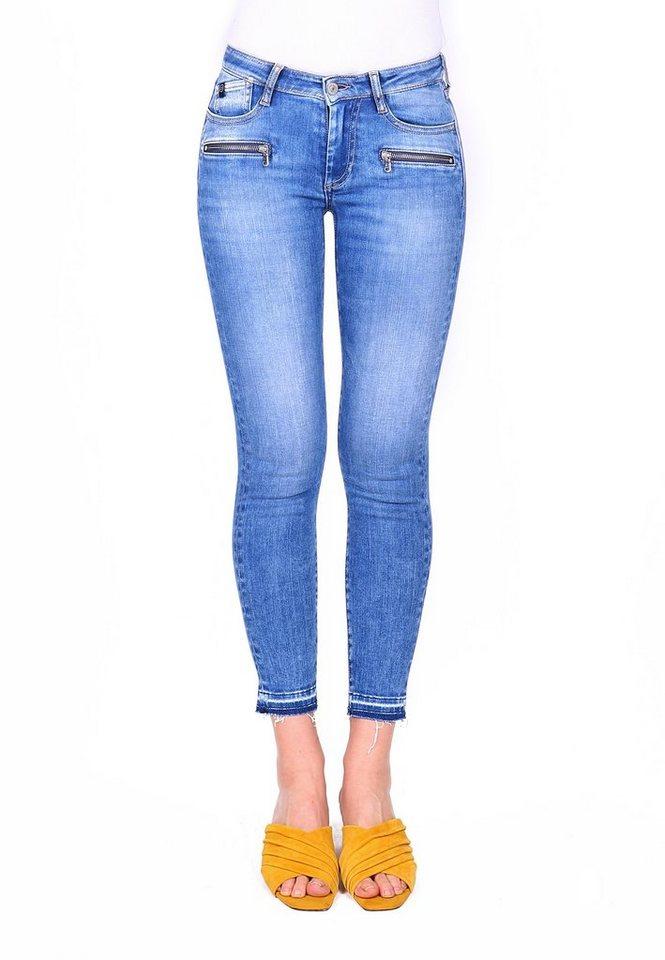 le temps des cerises -  Bequeme Jeans »POWERC« im Skinny-Fit-Schnitt