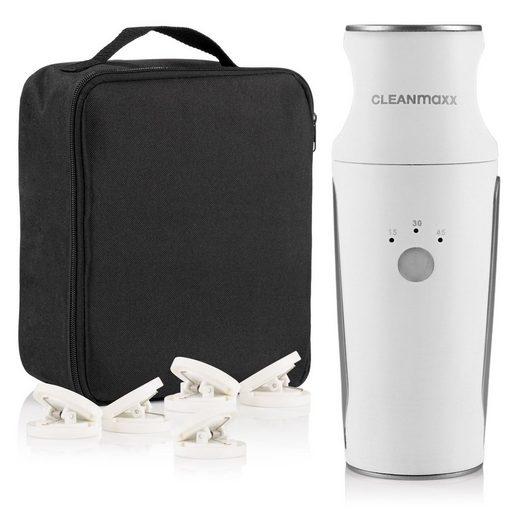 CLEANmaxx Bügelsystem, Hemden- & Blusenbügler Kompakt weiß