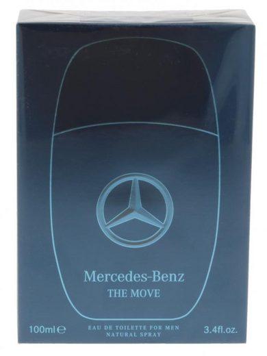 Mercedes Eau de Toilette »Mercedes-Benz The Move Eau de Toilette 100 ml Spray«