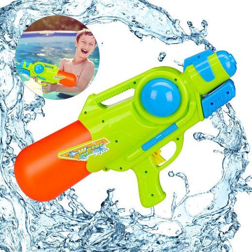 relaxdays Wasserpistole »Wasserpistole Kinder«