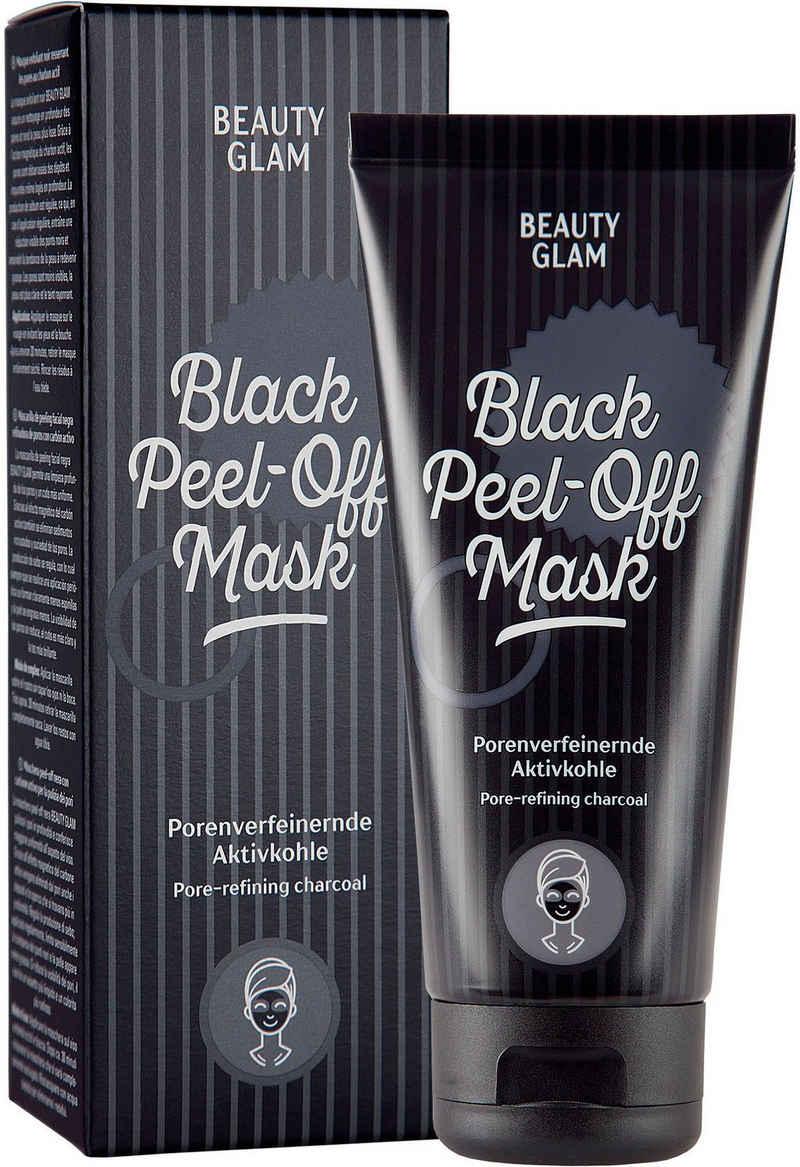 BEAUTY GLAM Gesichtsmaske »Beauty Glam Black Peel Off Mask«