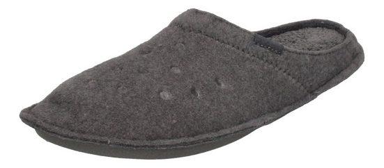 Crocs »Classic Slipper« Hausschuh Grey