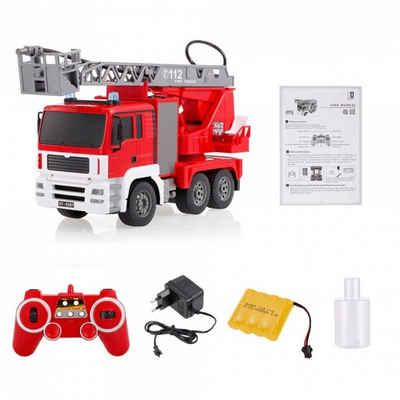 efaso RC-Bagger »efaso Double Eagle E567-003 Feuerwehrauto 2,4GHz«