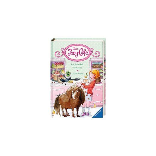 Ravensburger Das Pony-Café: Ein Schnabel voll Glück, Band 3