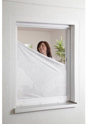 hecht international Insektenschutz-Fenster 3er-Set weiß 13...