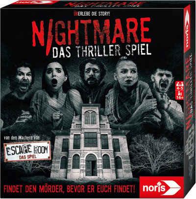 Noris Spiel, »Nightmare«, ; Made in Germany
