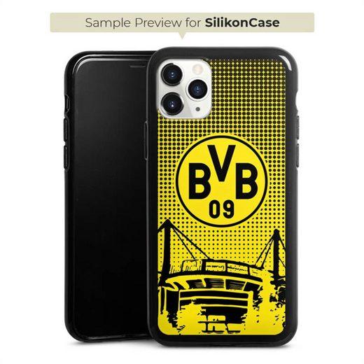 DeinDesign Handyhülle »BVB Dots« Xiaomi Mi 9T Pro, Hülle Stadion BVB Borussia Dortmund