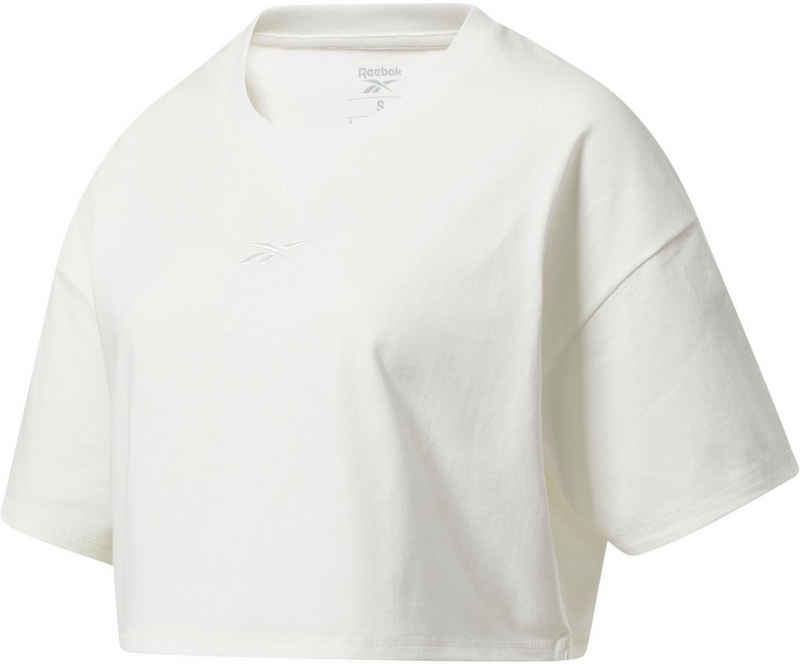 Reebok T-Shirt »Studio Cropped Tee«