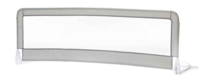 Fillikid Bettschutzgitter »grau, 150/50 cm«