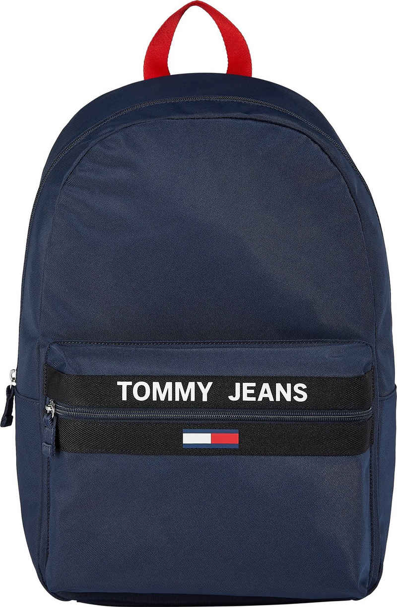 Tommy Jeans Cityrucksack »TJM ESSENTIAL BACKPACK«, mit gepolstertem Rückenbereich