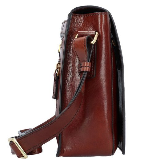 32 Cm Bridge Leder Uomo Messenger Story The wFx8pqPXF