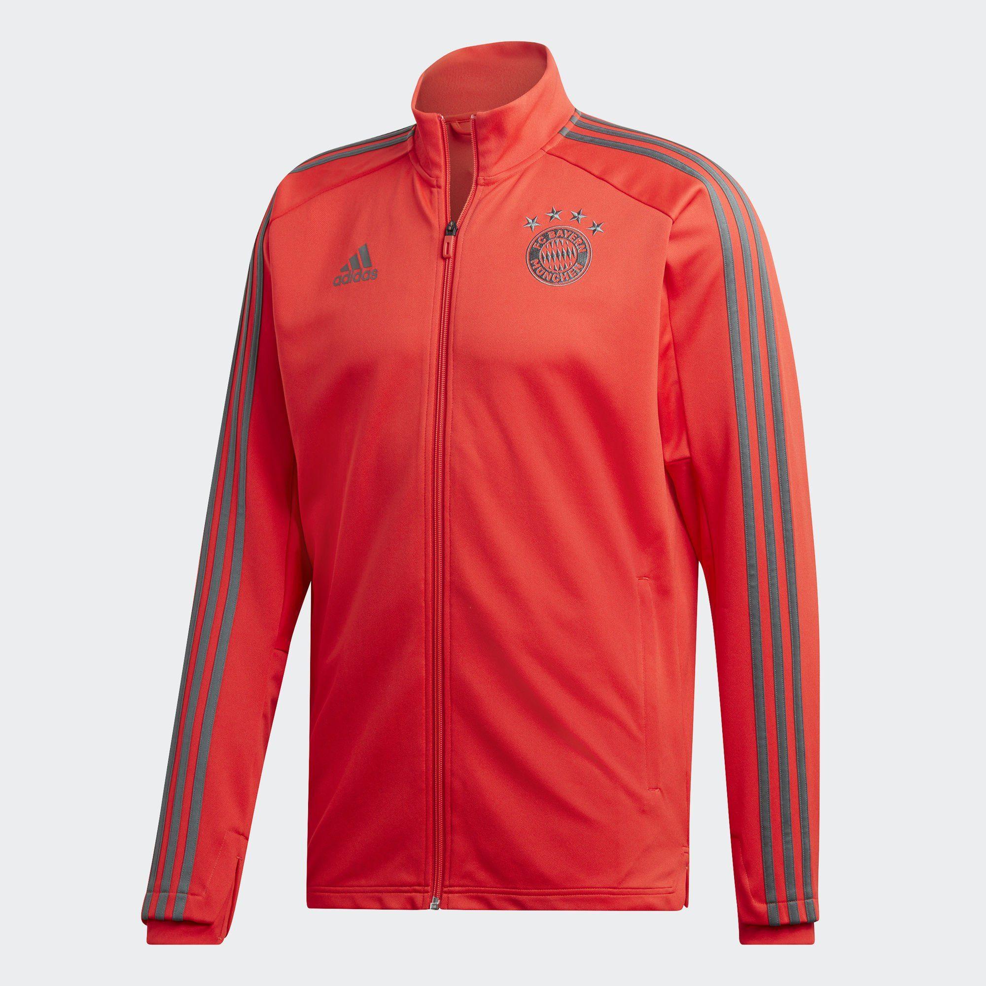 adidas Performance Funktions-Kapuzensweatjacke »FC Bayern München Trainingsjacke«