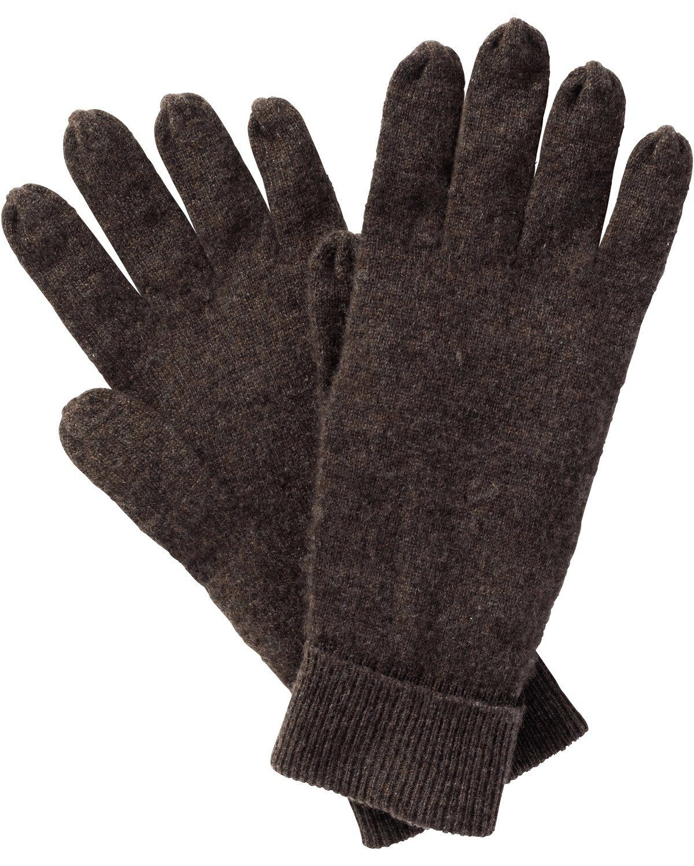 IN LINEA Cashmere-Handschuhe