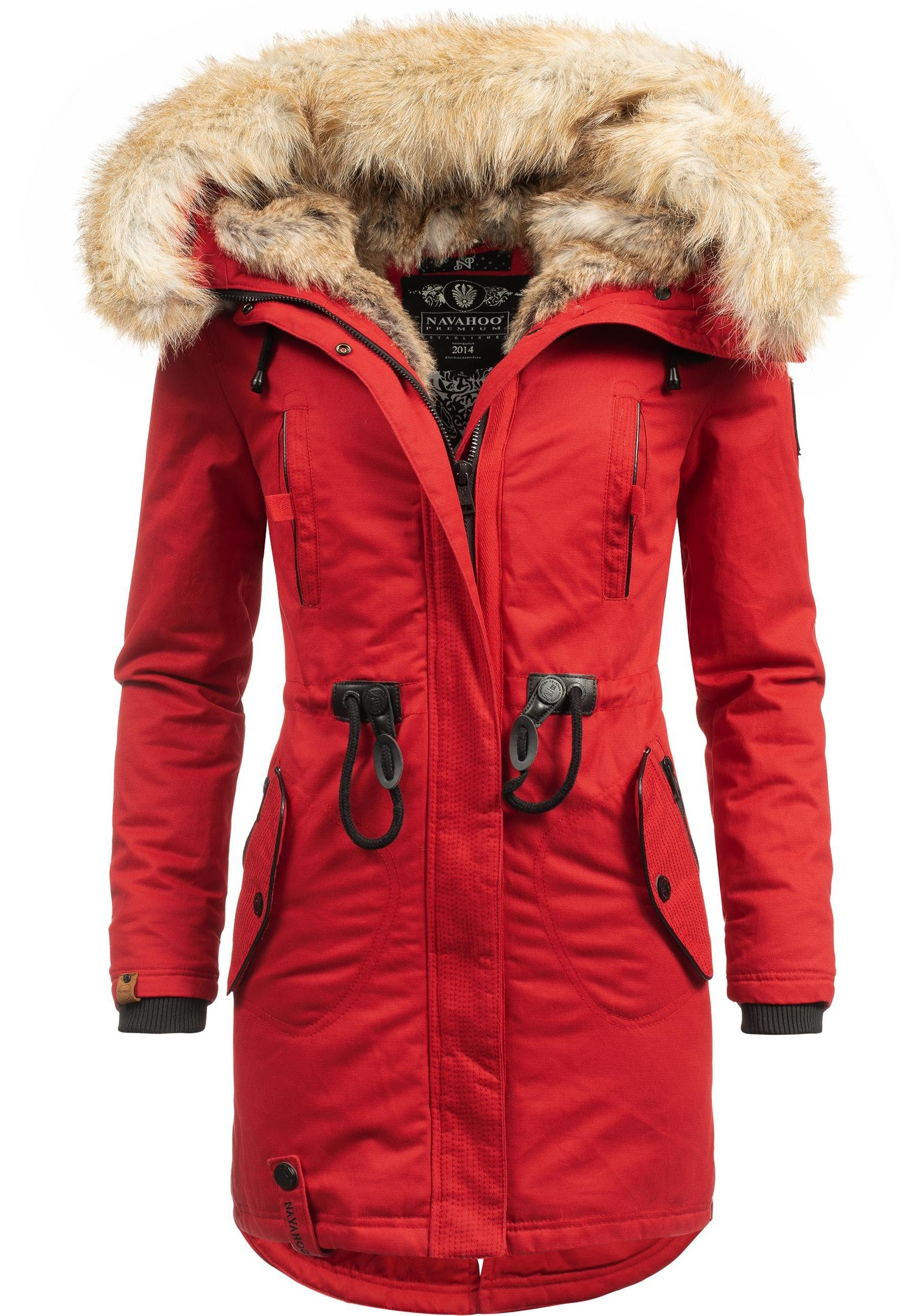 Garcia Damen Jacke Parka Mantel Winterjacke Gr. M sehr warm