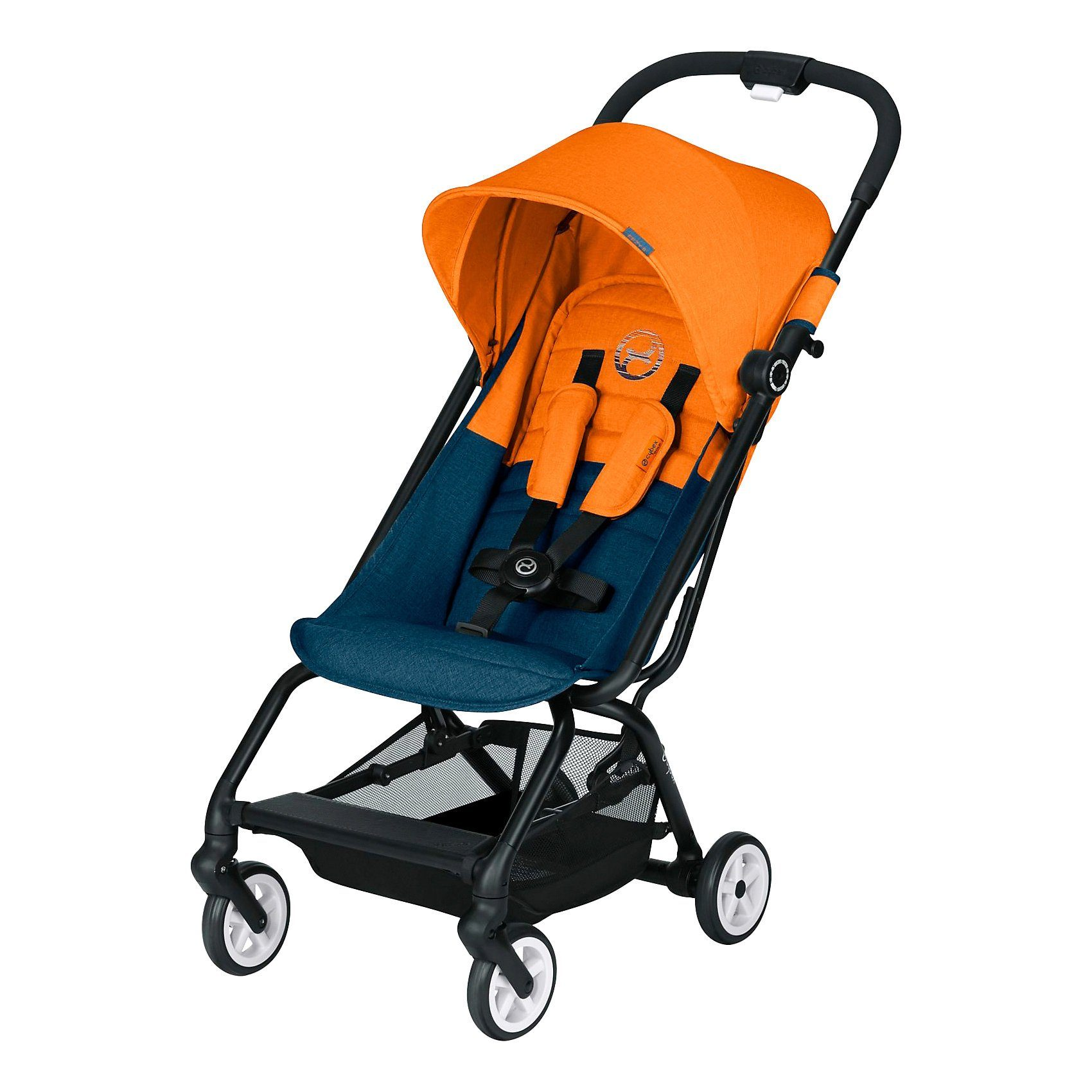 Cybex Buggy Eezy S, Gold-Line, Tropical Blue, 2019