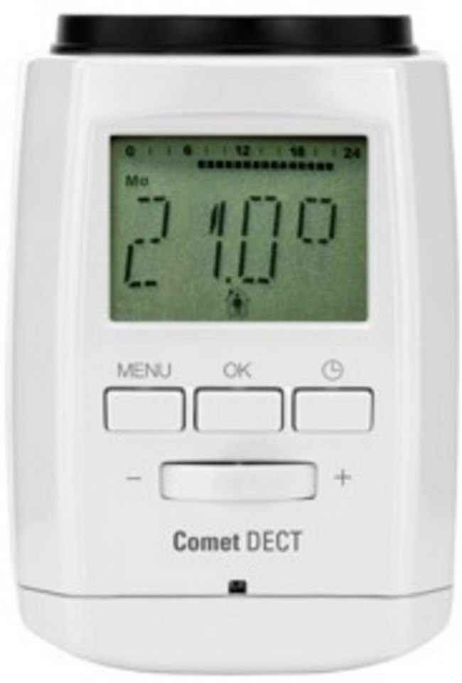 eurotronic smart home zubeh r heizungsthermostat comet. Black Bedroom Furniture Sets. Home Design Ideas