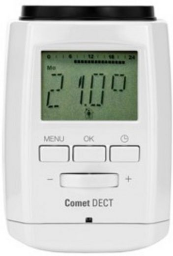 EUROtronic Smart Home Zubehör »Heizungsthermostat Comet - DECT ULE«