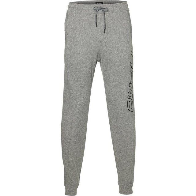 O´Neill Jogginghosen »Jacks logo« | Sportbekleidung > Sporthosen > Jogginghosen | Grau | Baumwolle - Polyester | O´Neill