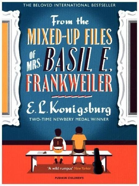 Broschiertes Buch »From the Mixed-Up Files of Mrs. Basil E....«