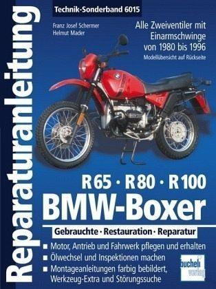 Broschiertes Buch »BMW Boxer R65, R80, R100«