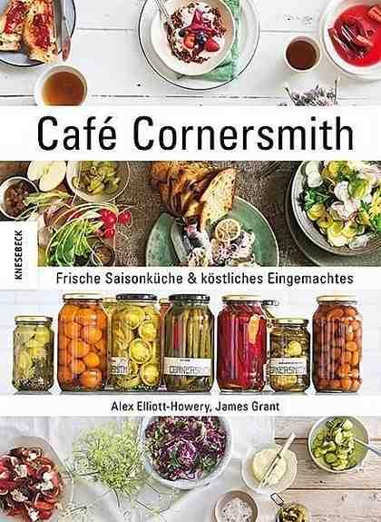 Gebundenes Buch »Café Cornersmith«