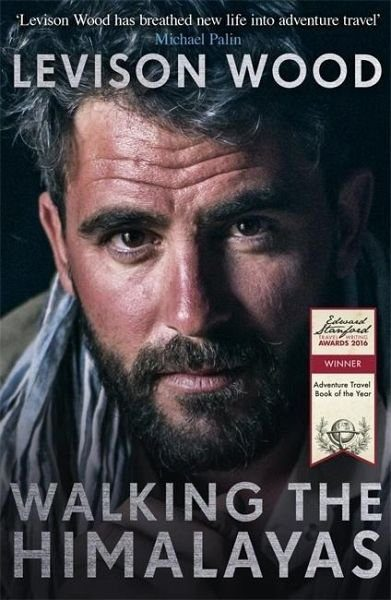 Broschiertes Buch »Walking the Himalayas«