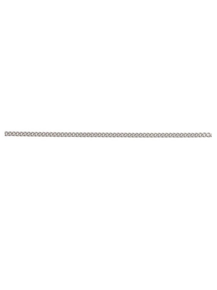 Adelia´s Edelstahlkette »Edelstahl fehlt Collier - Halskette« Edelstahl Rund Panzerkette | Schmuck > Halsketten > Edelstahlketten | Adelia´s