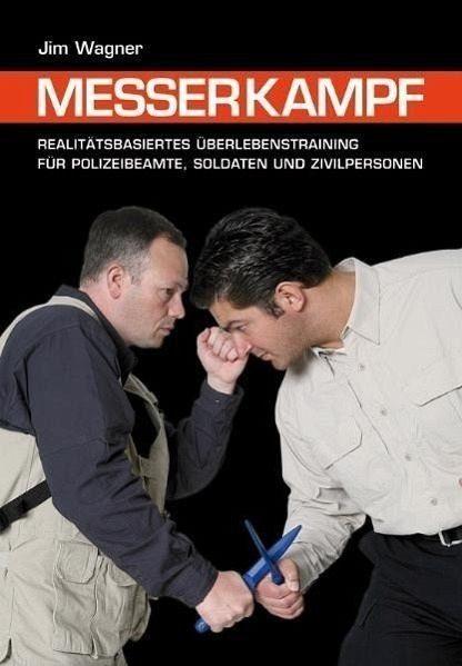 Broschiertes Buch »Messerkampf«