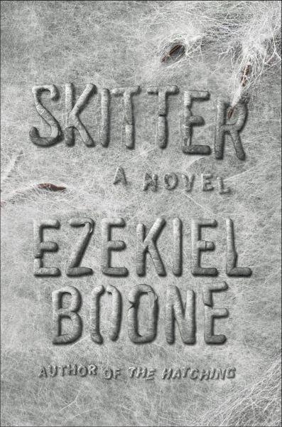 Broschiertes Buch »Skitter«