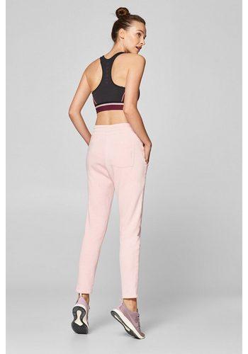 - Damen Esprit Weiche Sweat-Pants mit Ripsband-Verzierung  | 04061354156580