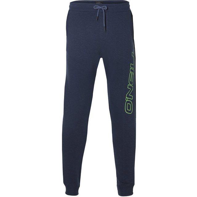 O´Neill Jogginghosen »Jacks logo« | Sportbekleidung > Sporthosen > Jogginghosen | Blau | Baumwolle - Polyester | O´Neill
