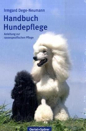 Gebundenes Buch »Handbuch Hundepflege«