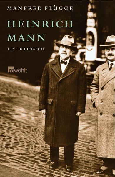 Gebundenes Buch »Heinrich Mann«