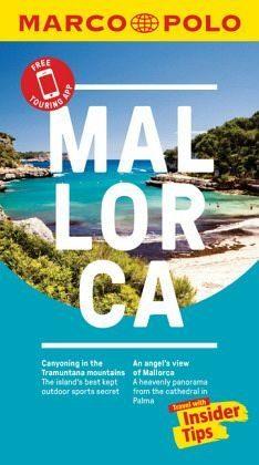 Broschiertes Buch »Mallorca Marco Polo Pocket Travel Guide 2018 -...«