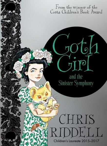 Gebundenes Buch »Goth Girl 04 and the Sinister Symphony«