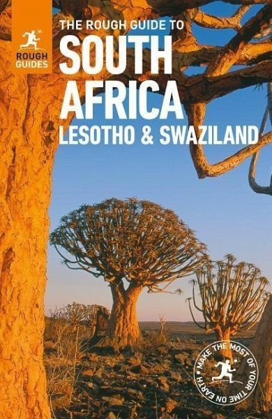 Broschiertes Buch »The Rough Guide to South Africa, Lesotho and...«